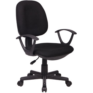 Labelle Fabric typist chair