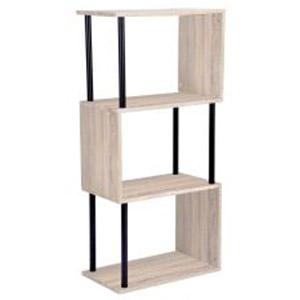 Salvo 3 layer bookcase