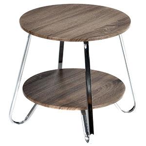 Kenya Chrome Coffee Table