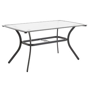 1.5m Alloy Table