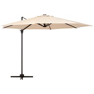 3m Aluminium Hanging Umbrella