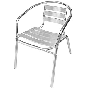 Maxima Aluminium Chair