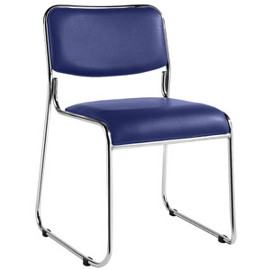 Carrera stacking chair
