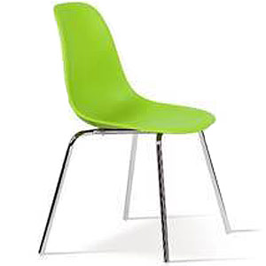 Jie stacking chair