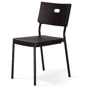 Pete stacking chair