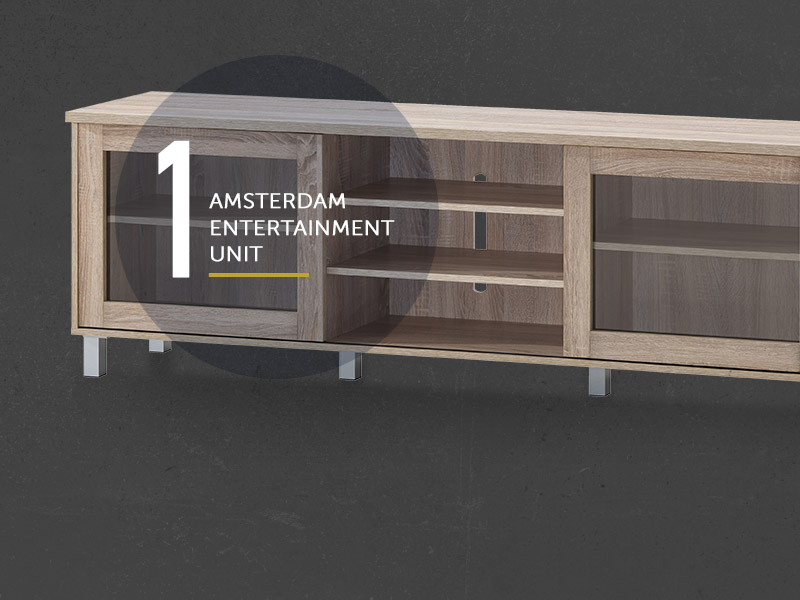Amsterdam Entertainment Unit