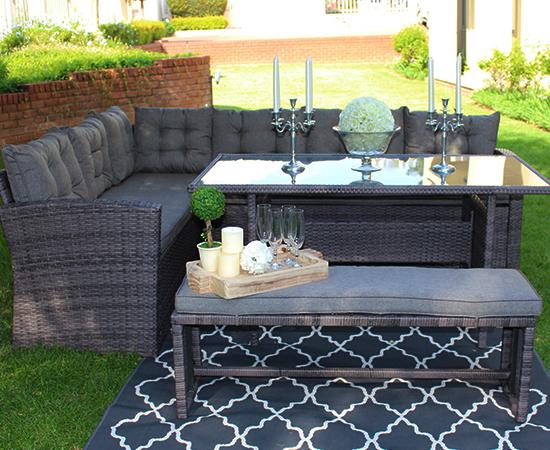 Koga Patio furniture