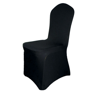 Universal Chair cover - black